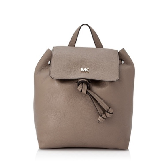Michael Kors Studio Junie Medium Flap Backpack